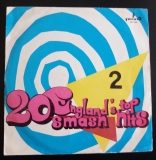 20 England's Top Smash Hits 2 (LP, gramodeska)