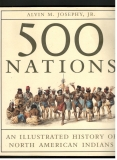 500 Nations - Alvin M. Josephy, Jr. (anglicky)