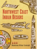 Northwest Coast Indian Designs - Madeleine Orban-Szontagh