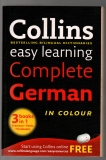Complete German - Collins Bestselling Bilingual Dictionaries (anglicky)