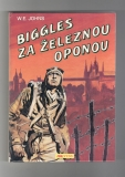Biggles za železnou oponou - William Earl Johns