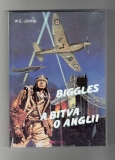 Biggles a bitva o Anglii - William Earl Johns