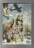 Biggles návrat velbloudích stíhaček - William Earl Johns