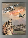 Inspektor Biggles zasahuje - William Earl Johns