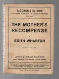 The Mother's Recompense - Edith Wharton (anglicky)
