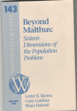 Beyond  Malthus:  Sixteen Dimensions of the Population Problem (anglicky)