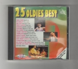 25 Oldies Best Vol. 12 - Sam & Dave , Bo Diddley, Bee Gees a další ... (CD)