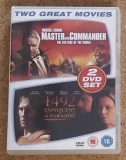 1492 conquest of Paradise (2x DVD) - (anglicky)
