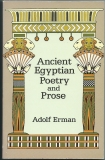 Ancient Egyptian Poetry and Prose - Starověká egyptská poezie a próza