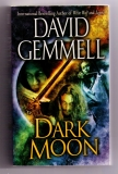 Dark Moon - David Gemmell (anglicky)
