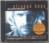 CD - Strange Days (Music from the motion picture)