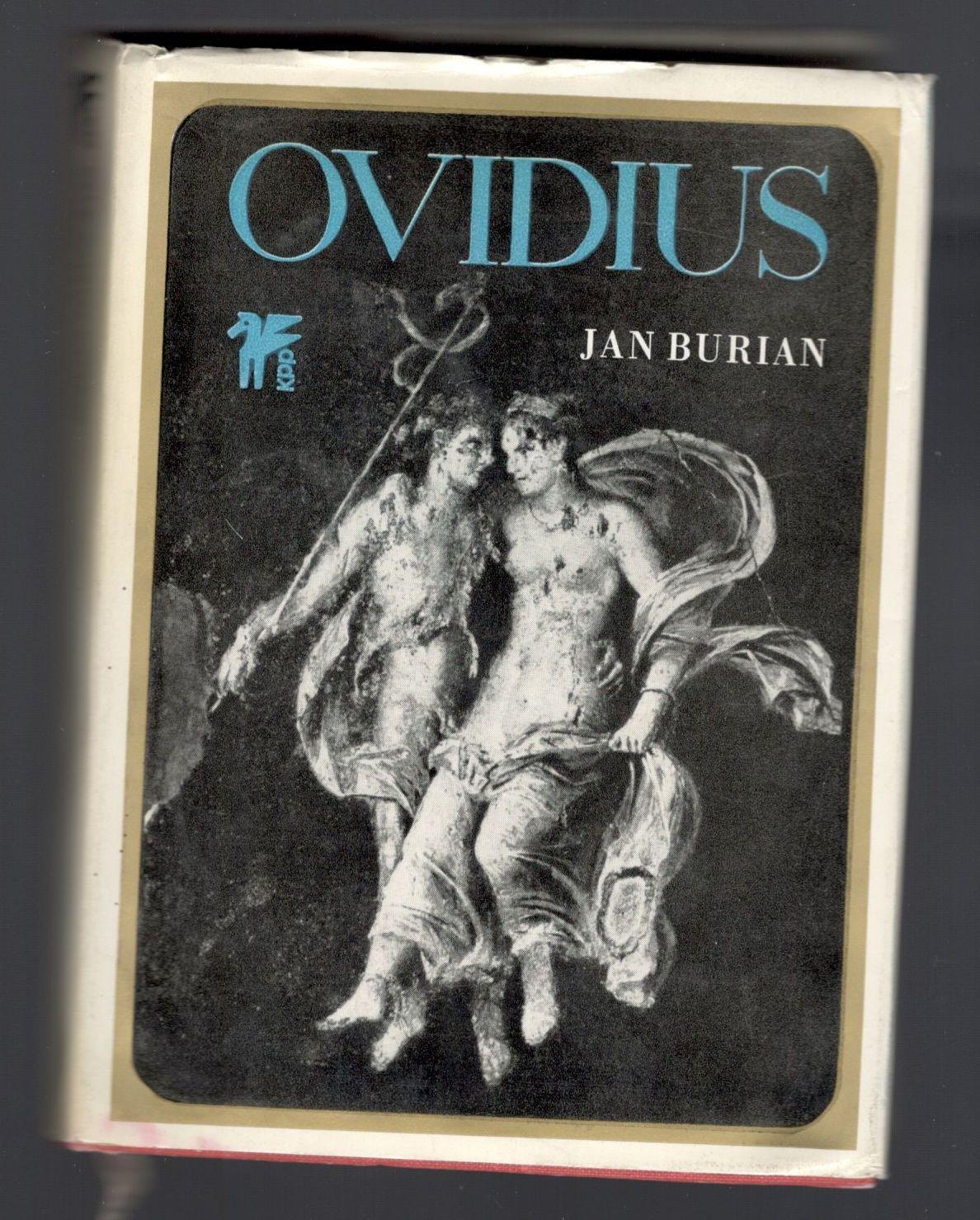 Publius Ovidius Naso - Jan Burian