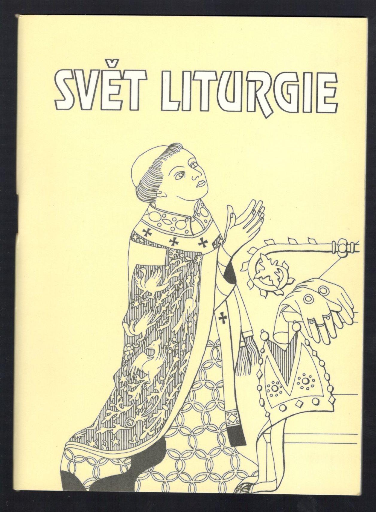Svět liturgie - Slovník základní církevní terminologie