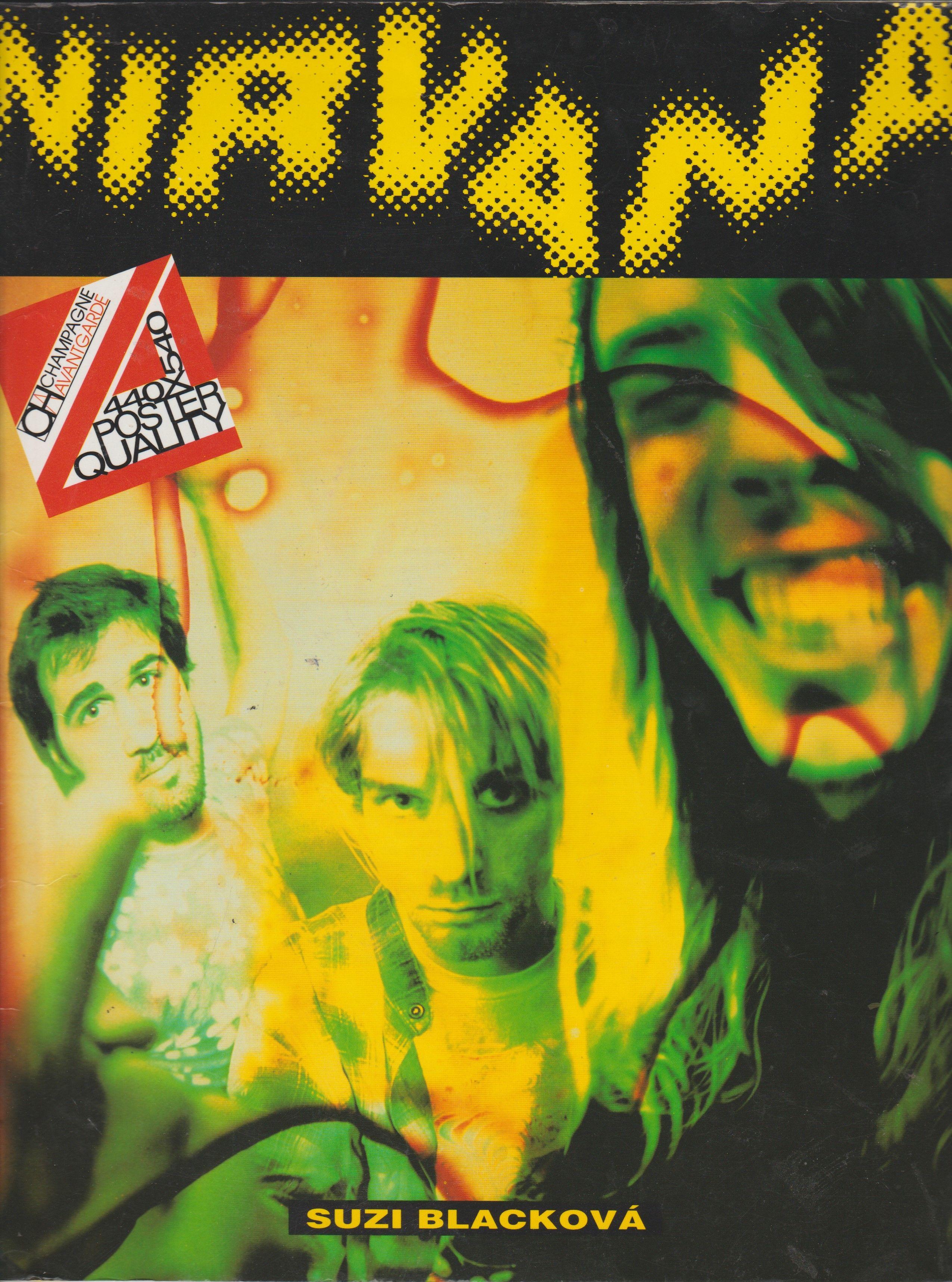 Nirvana - Suzi Blacková (nesehnatelné!)