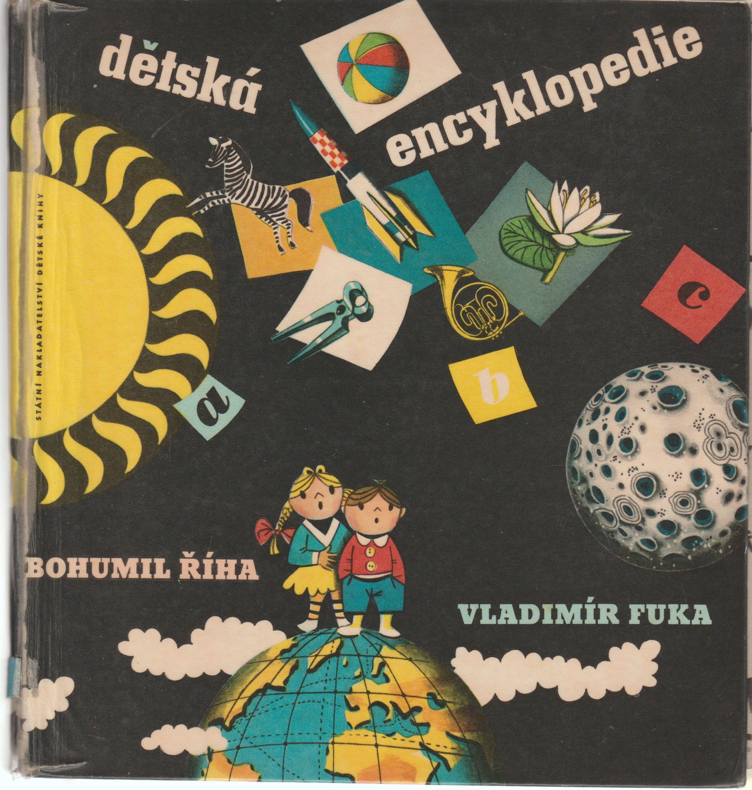 Dětská encyklopedie - Bohumil Říha, Vladimír Fuka