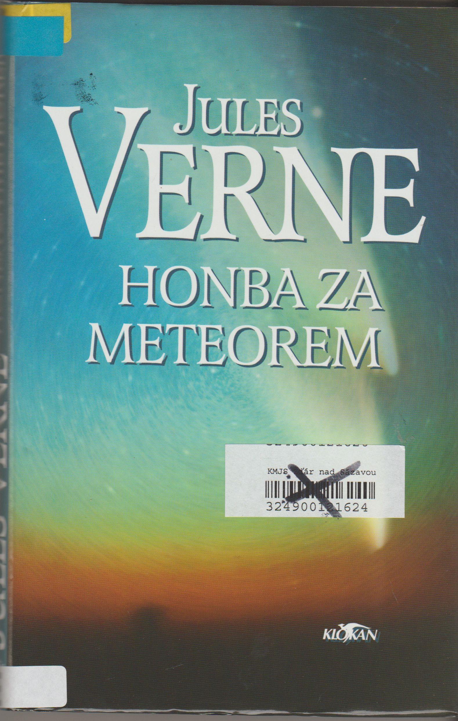 Honba za meteorem - Jules Verne