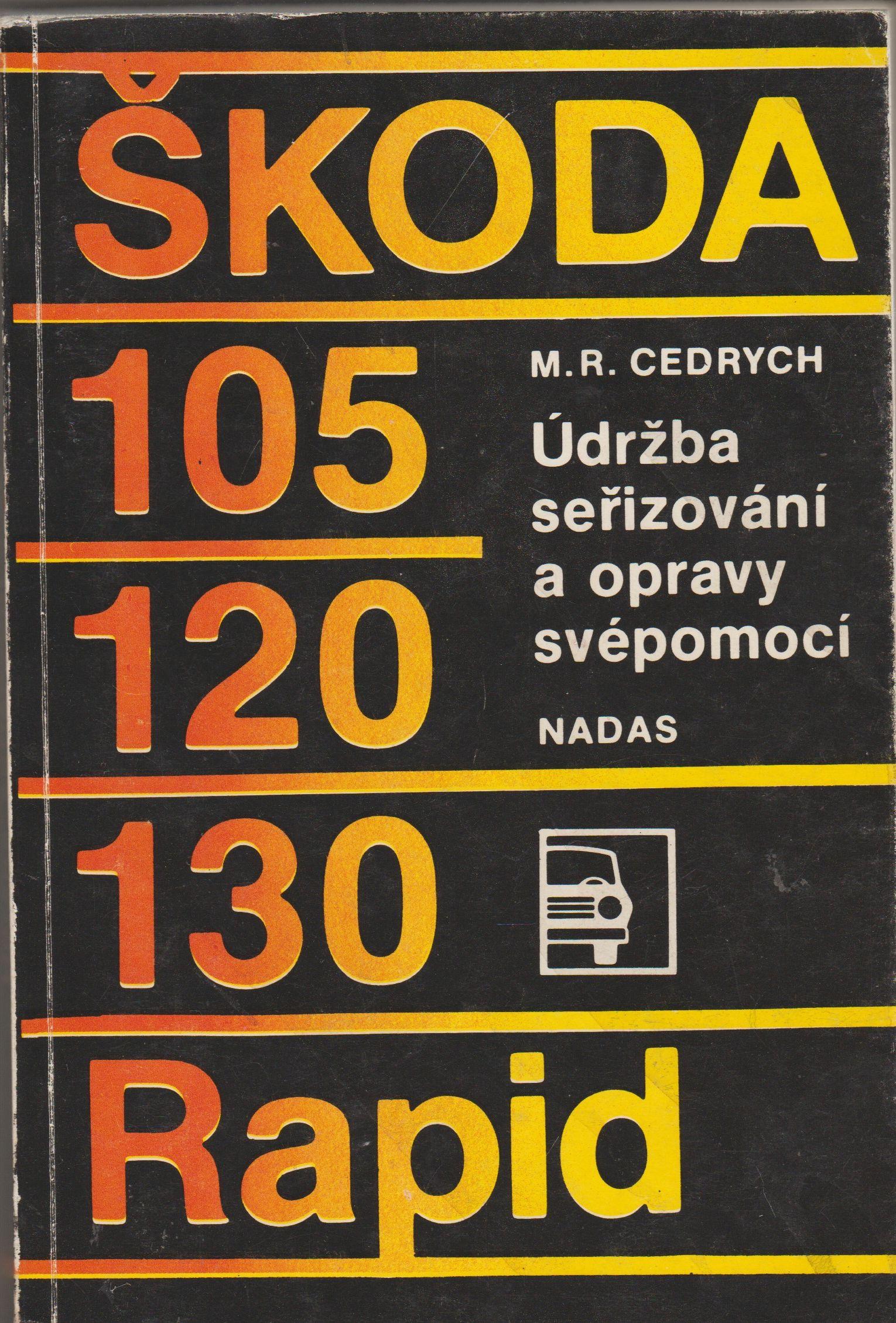 Škoda 105, 120, 130, Rapid - M. R. Cedrych