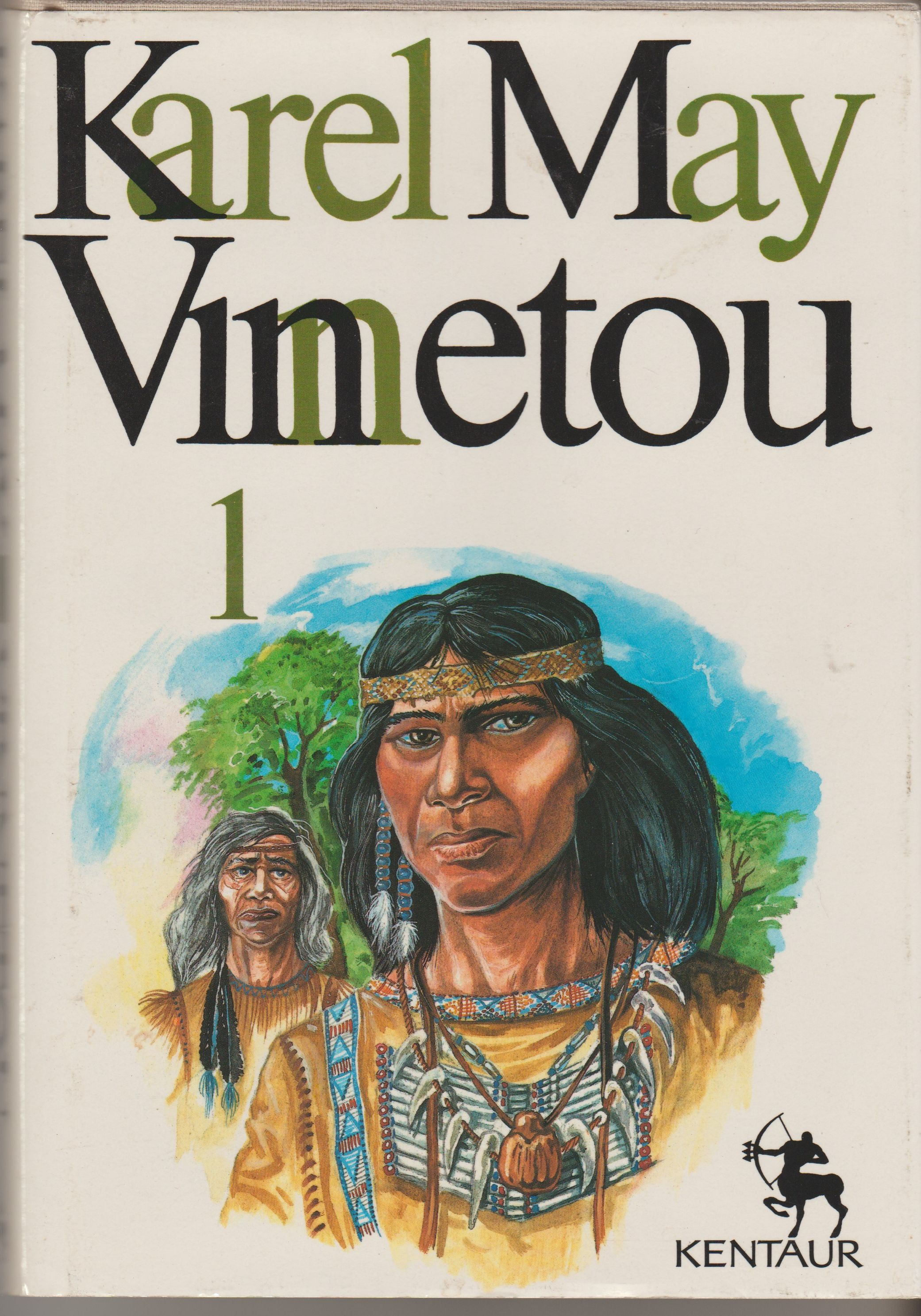 Vinnetou - Karel May