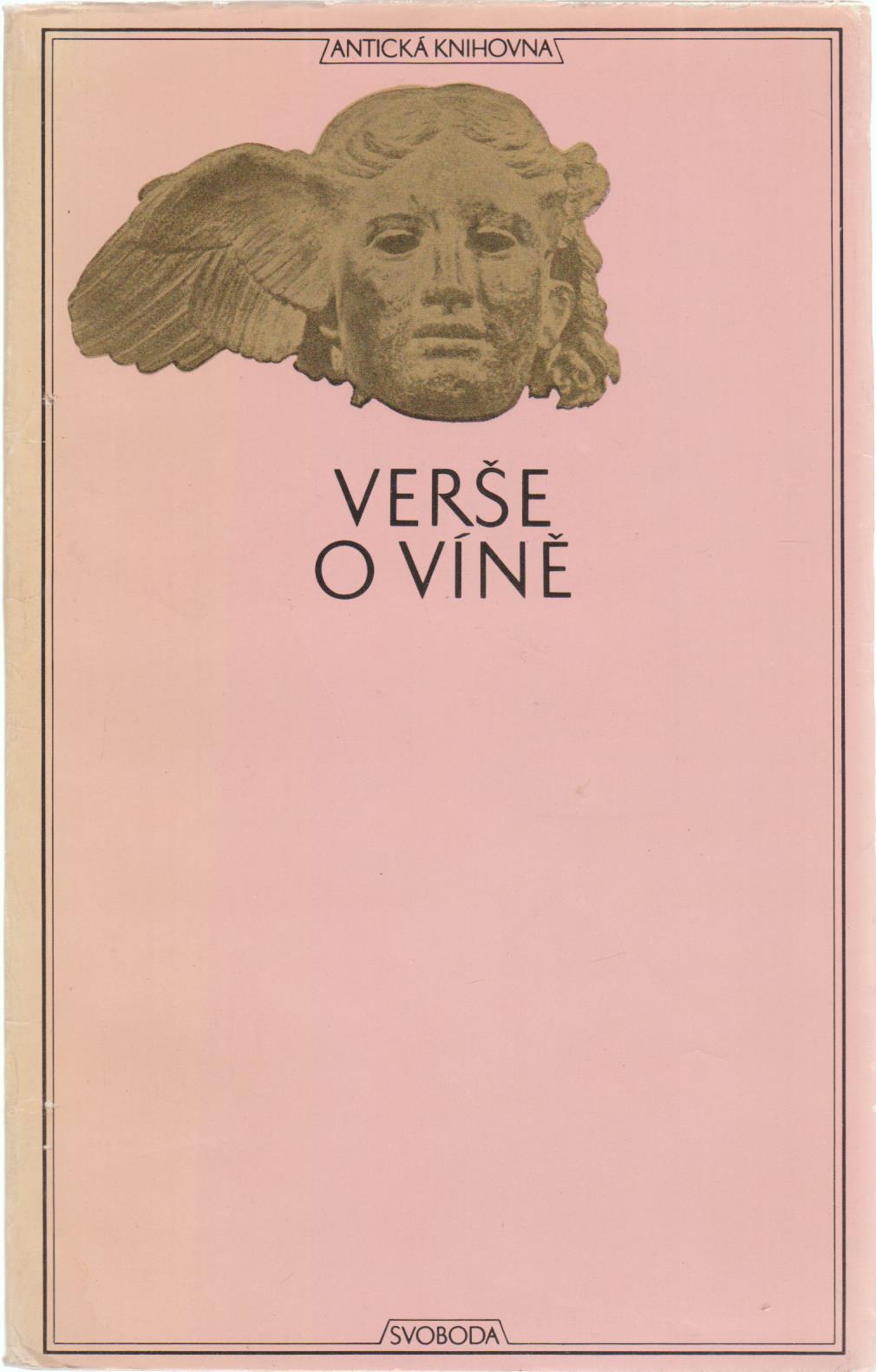 Verše o víně