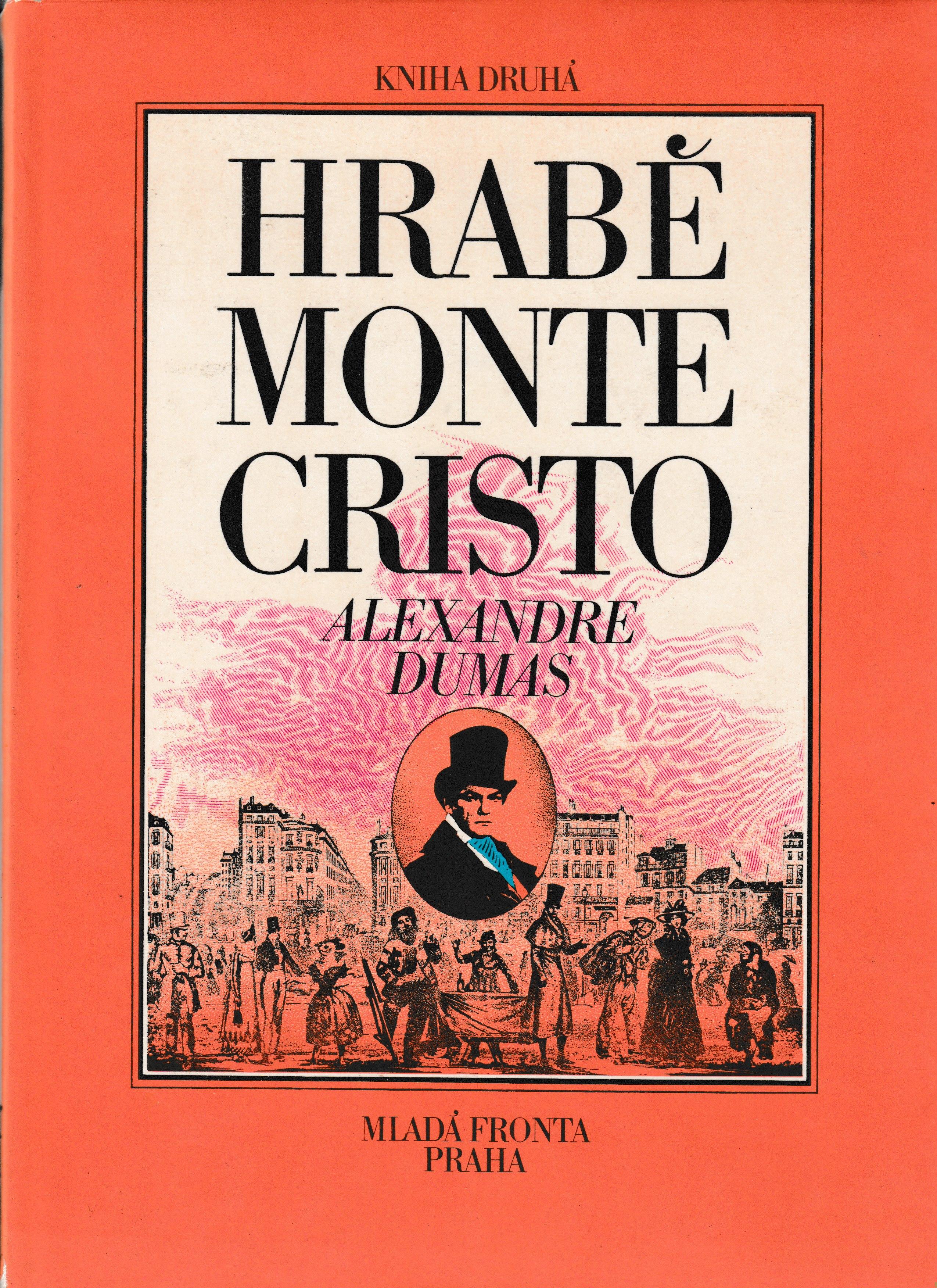 Hrabě Monte Cristo - Alexandre Dumas