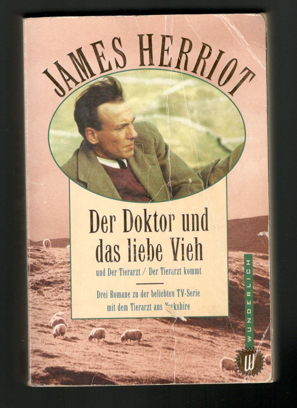 Der Doktor und das liebe Vieh - James Herriot (německy)