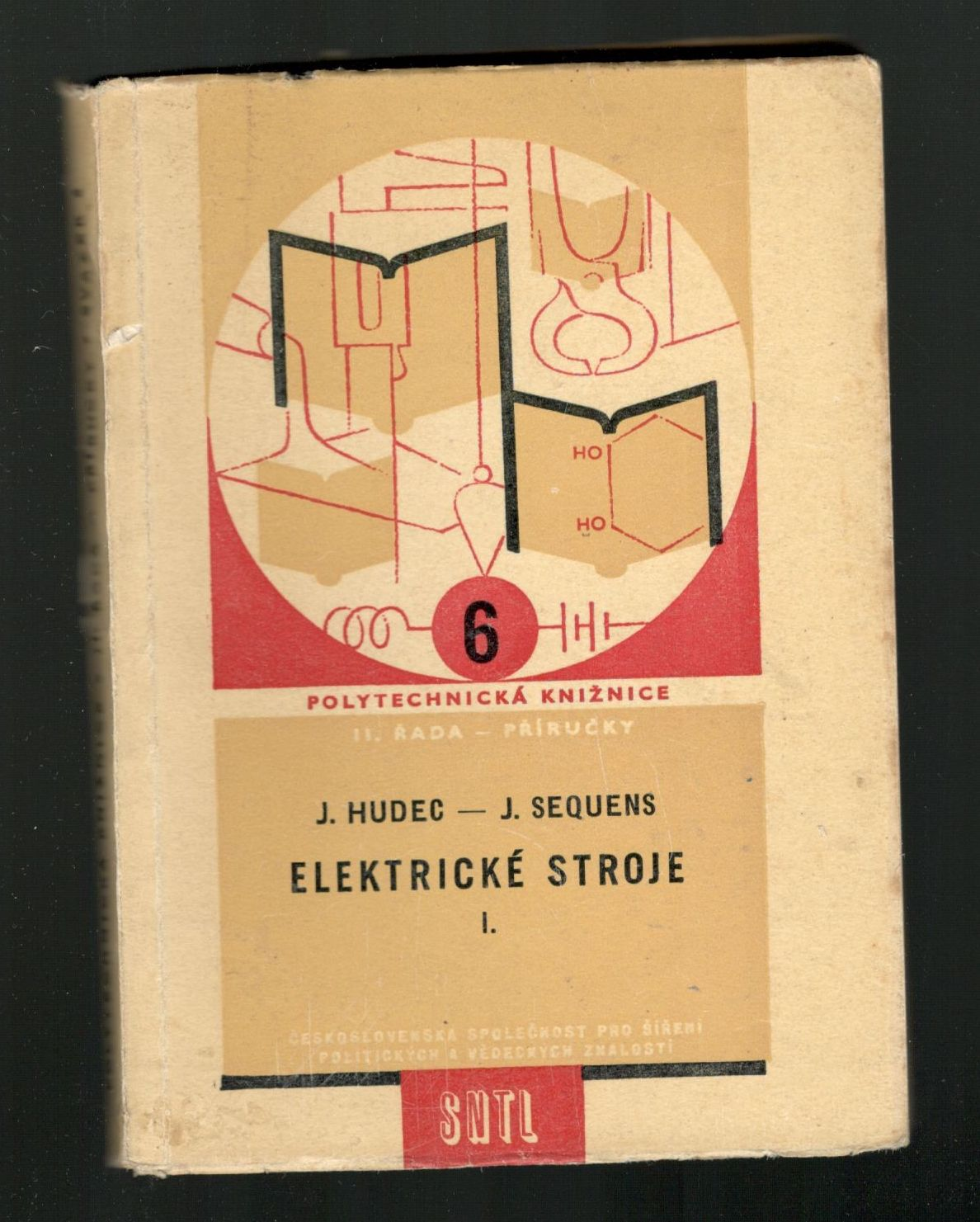 Elektrické stroje I. - J. Hudec, J. Sequens