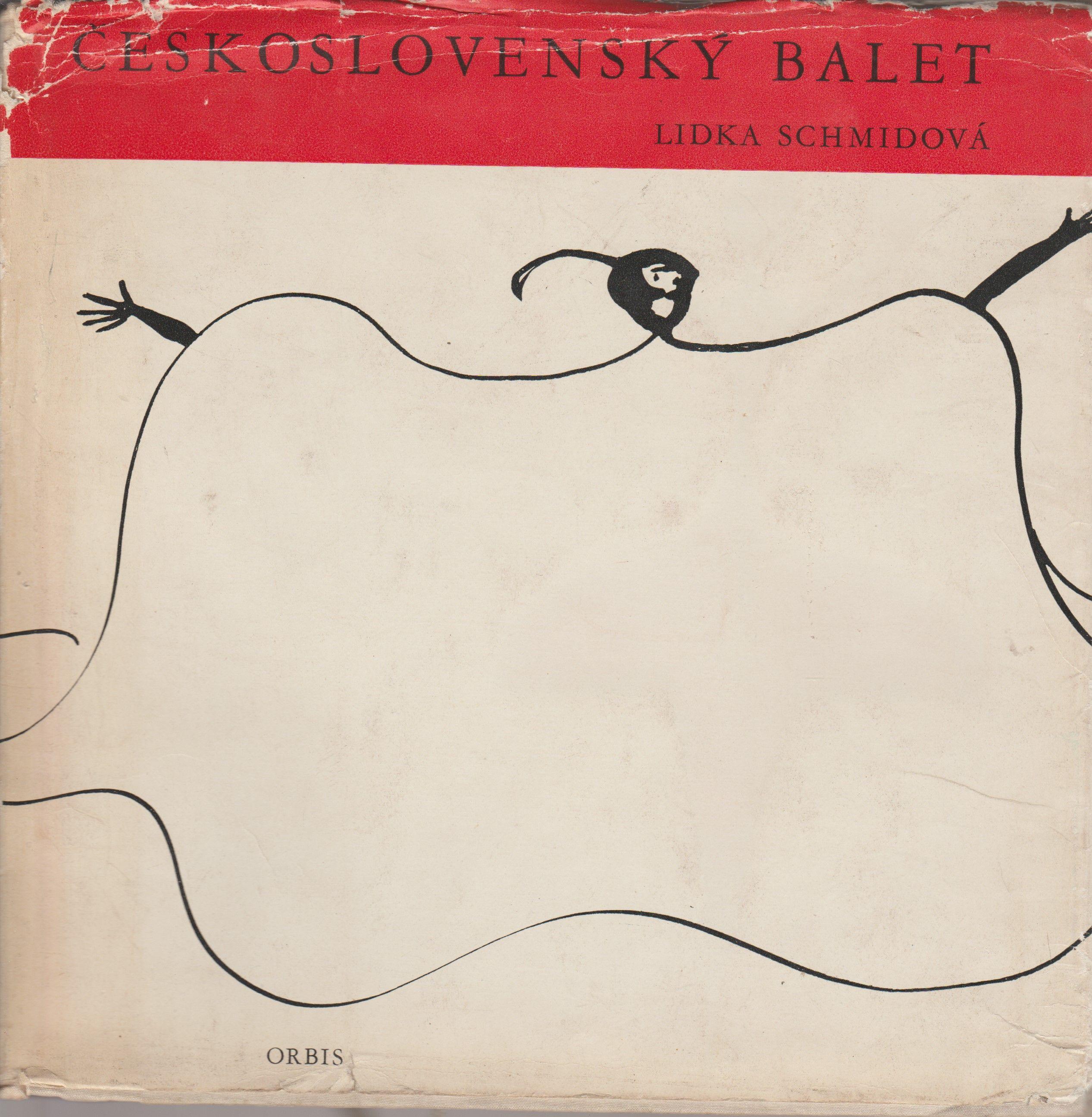 Československý balet - Lidka Schimidová