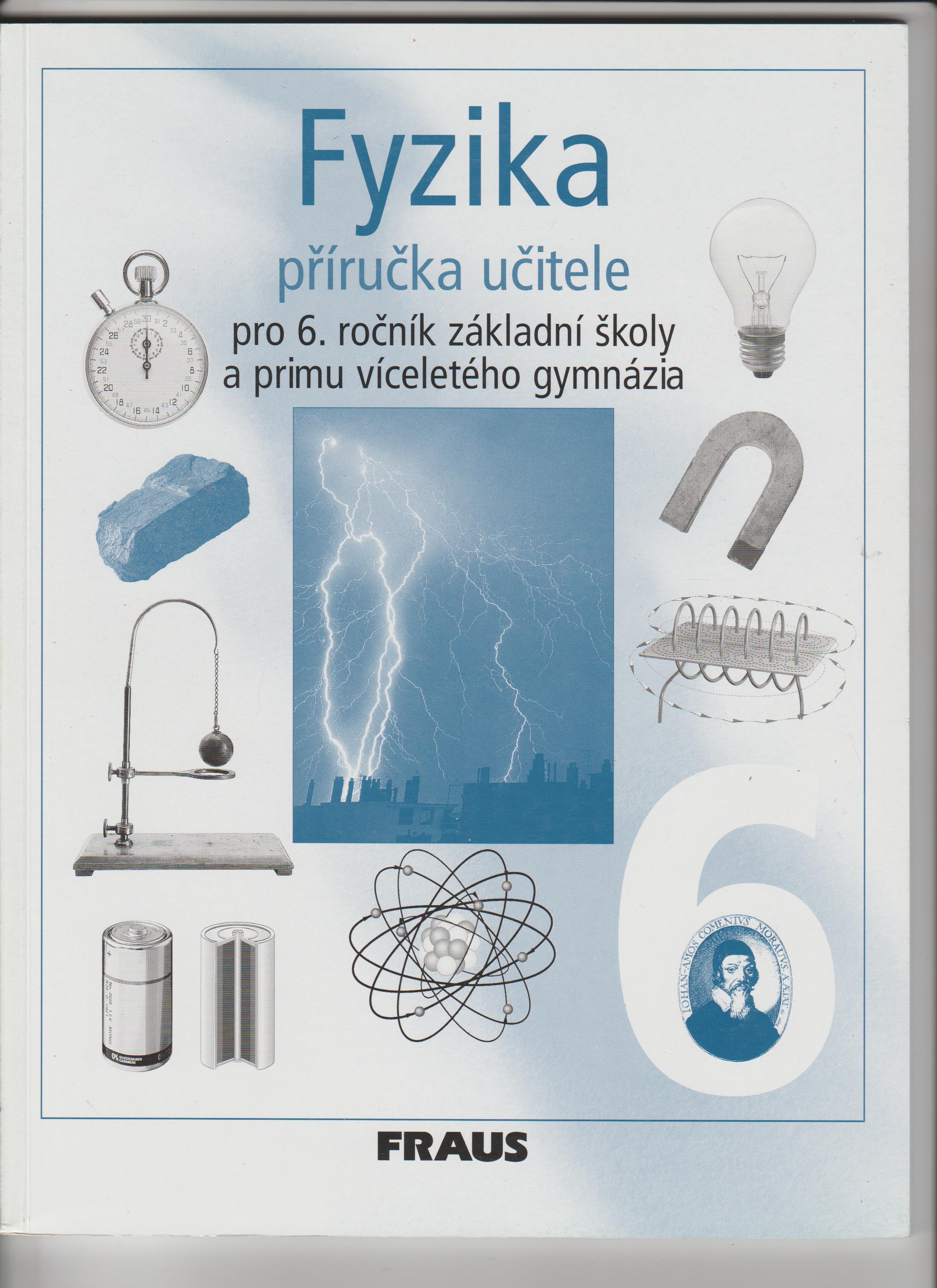 Fyzika příručka učitele - Karel Rauner