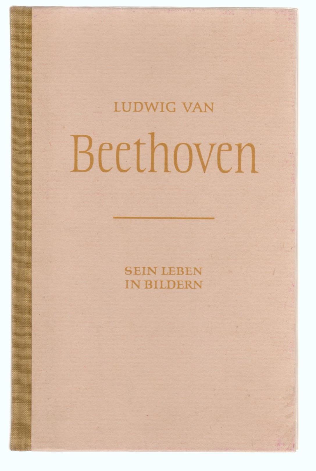 Ludwig van Beethoven - Rihard Petzoldt