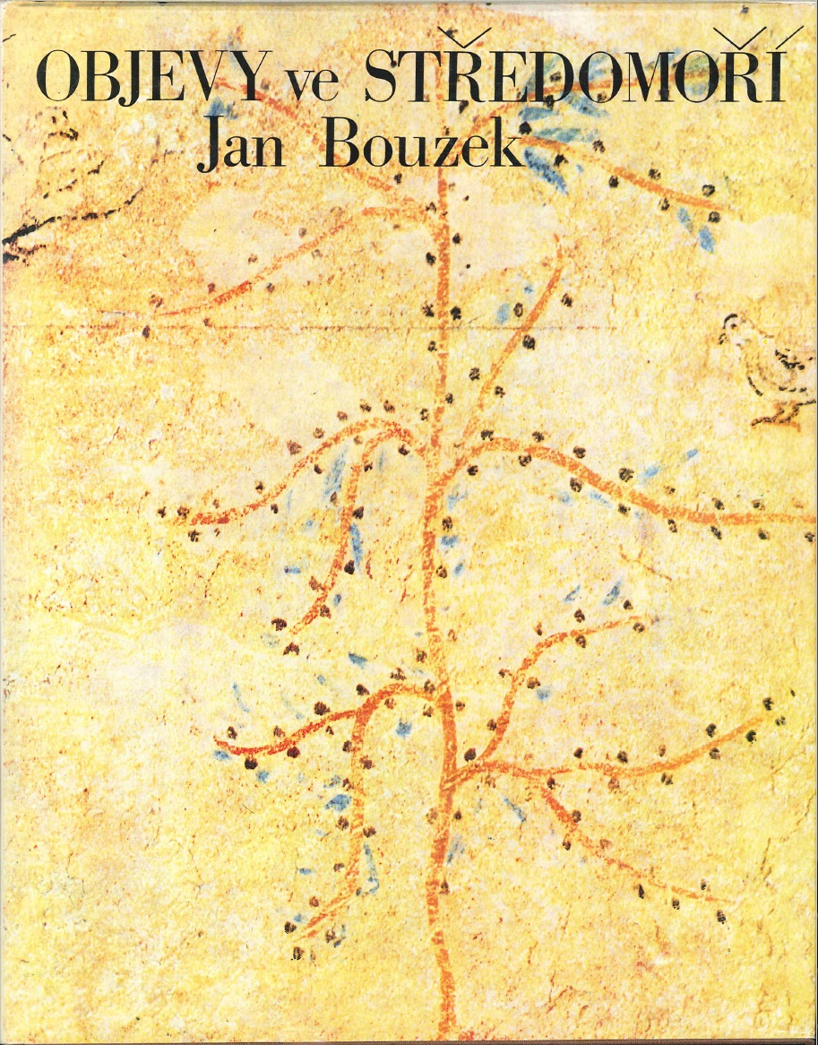 Objevy ve středomoří - Jan Bouzek
