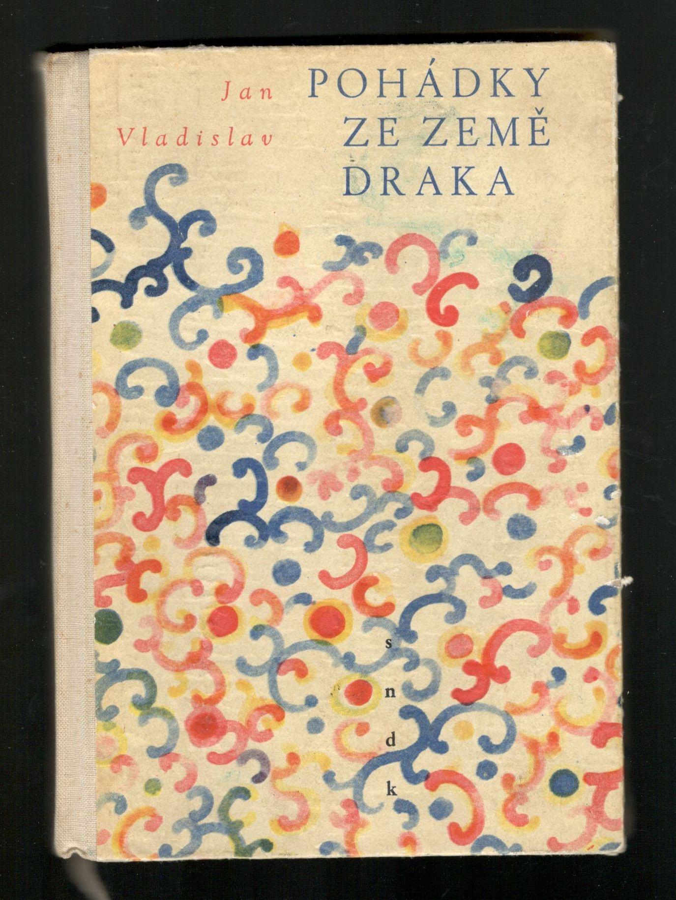 Pohádky ze Země draka - vypravuje Jan Vladislav