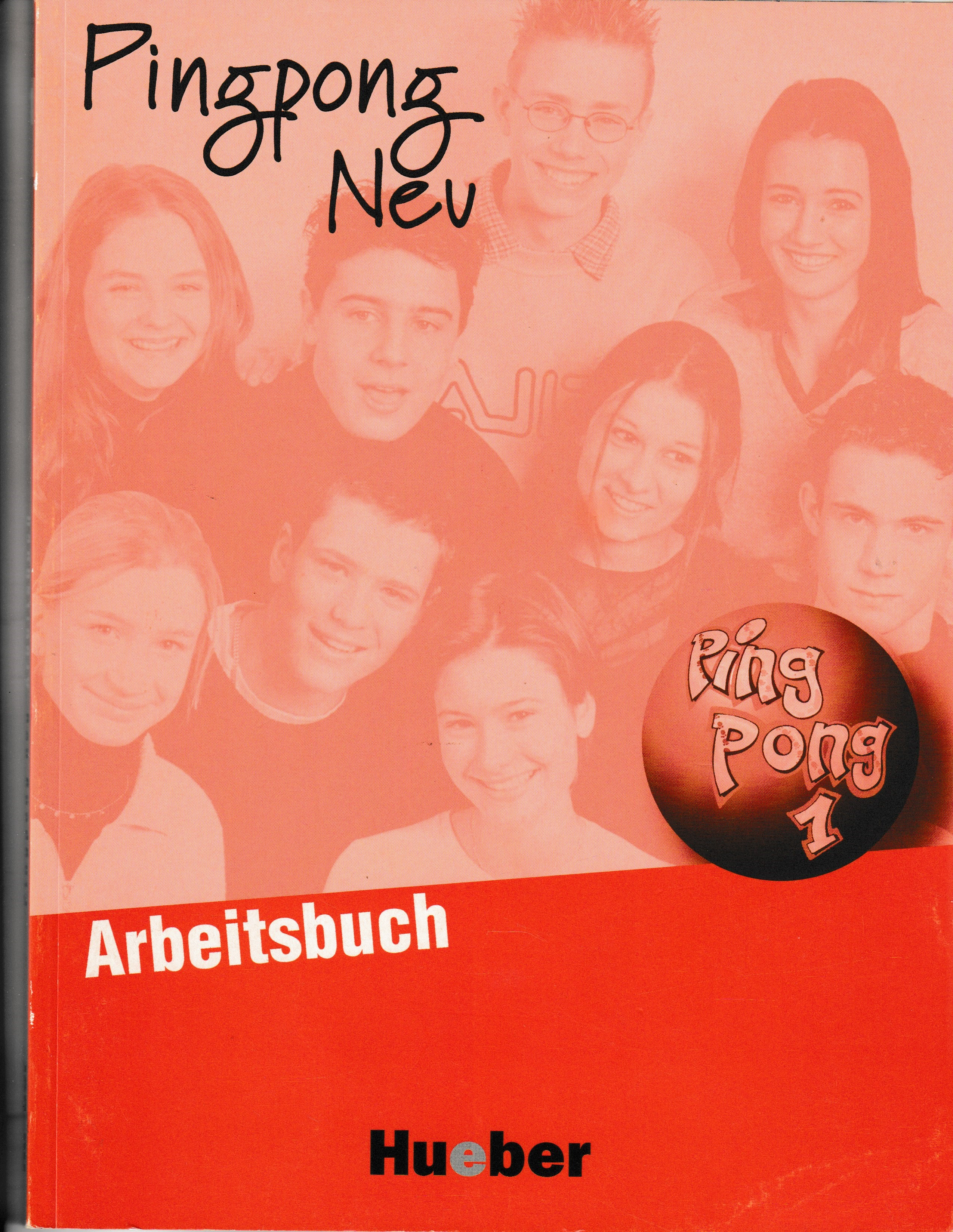 Pingpong Neu 1 - Gabrielle Kopp, Konstanze Frölich