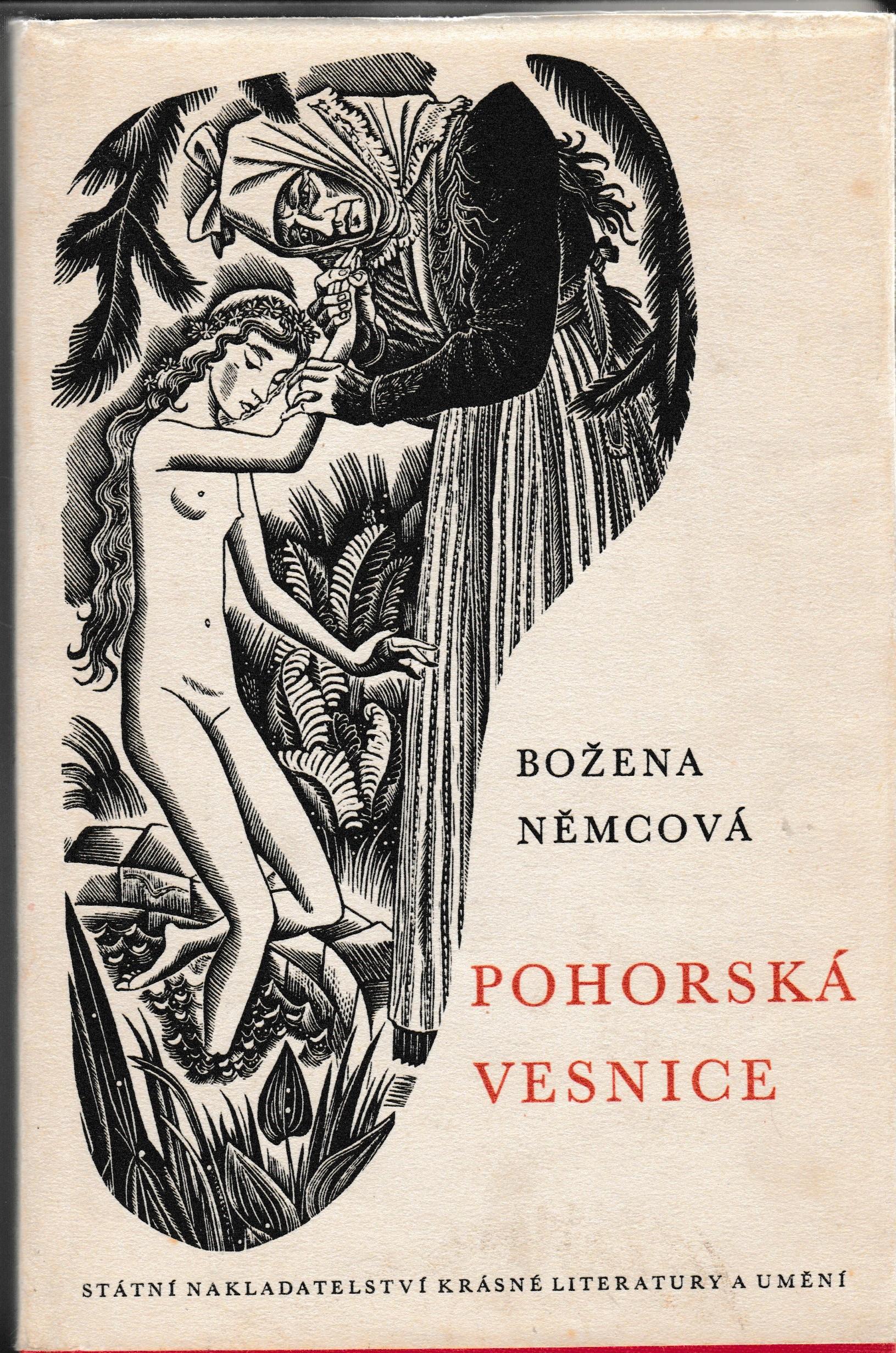 Pohorská vesnice - Božena Němcová