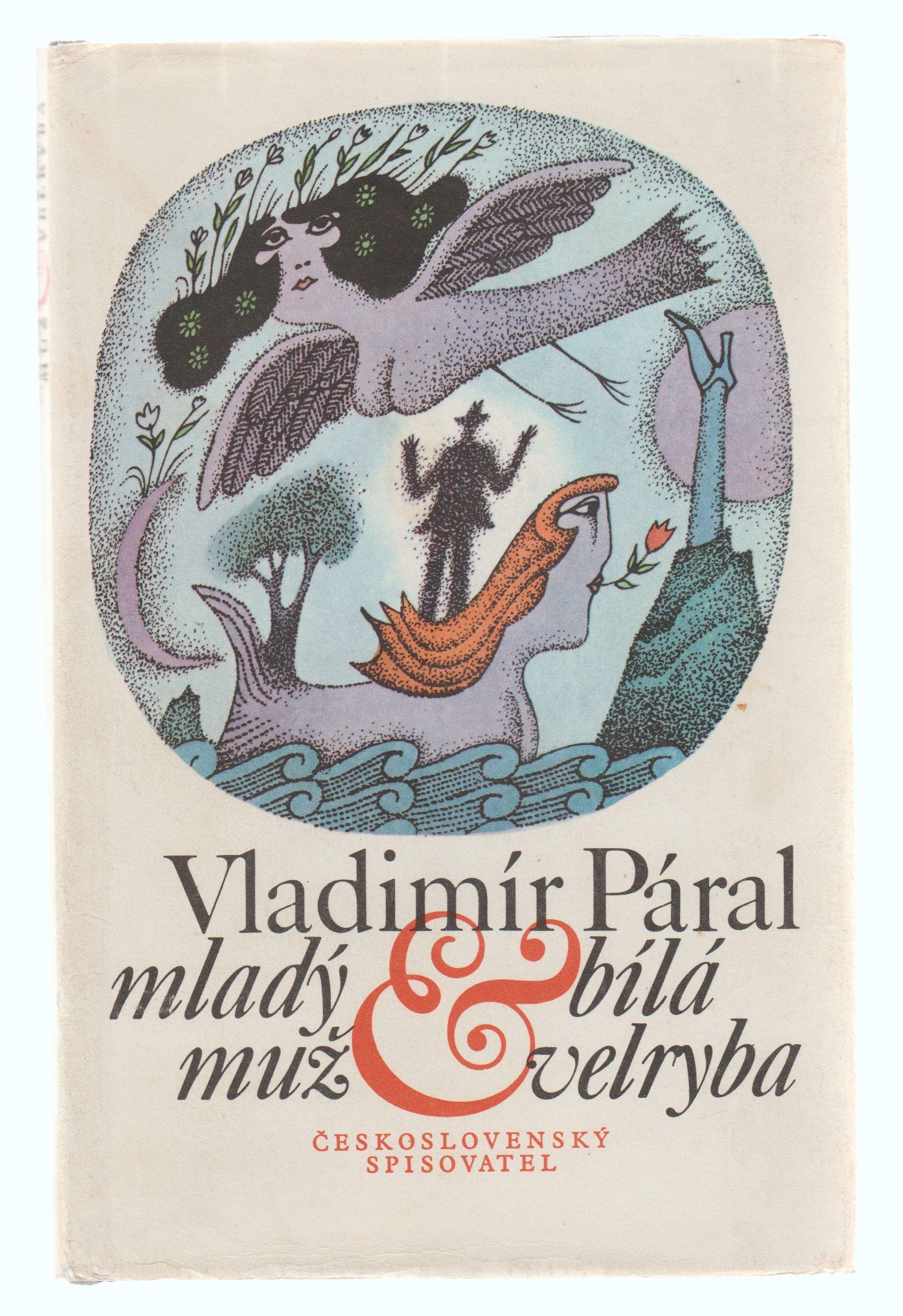 Mladý muž & bílá velryba - Vladimír Páral