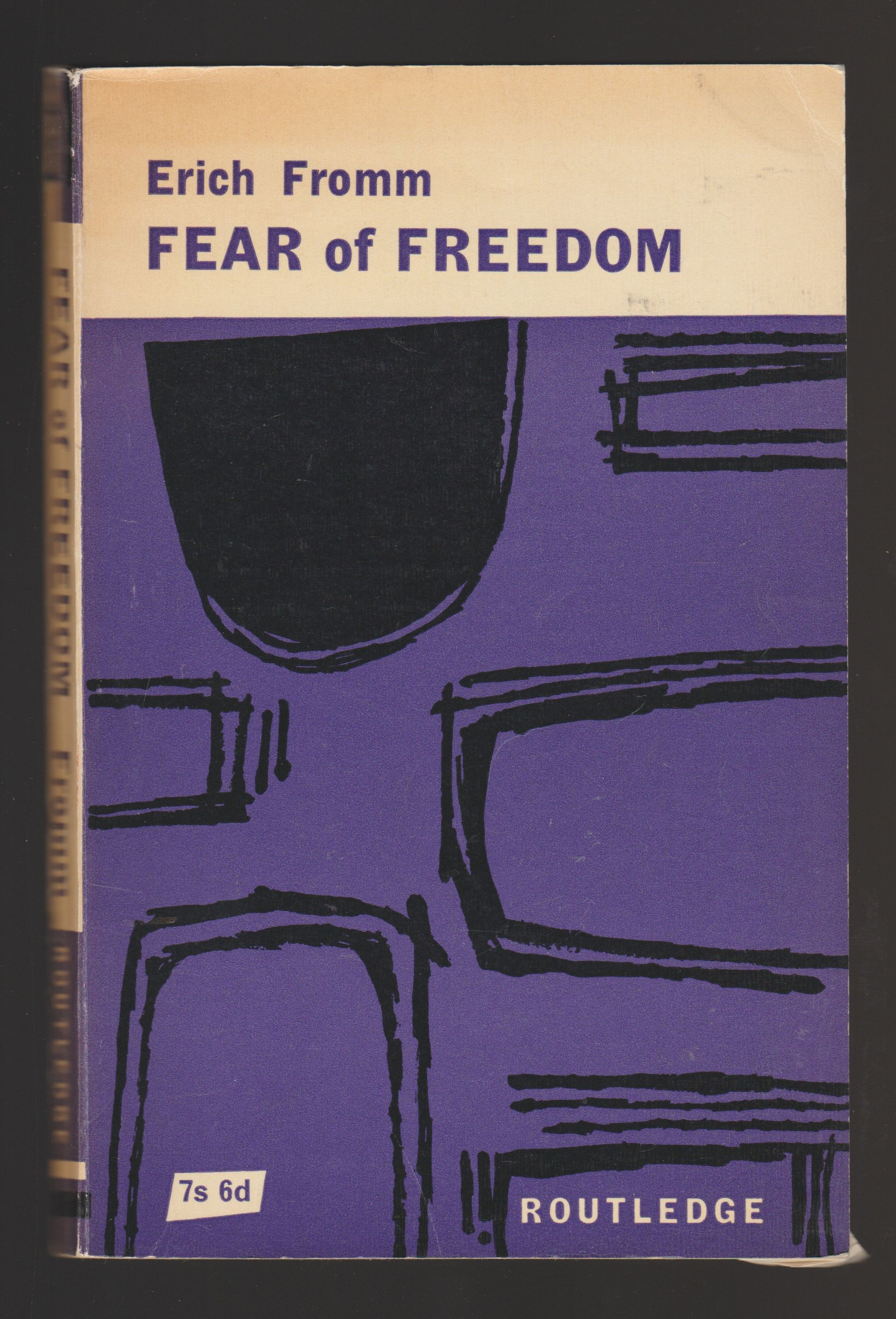 Fear of Freedom - Erich Fromm
