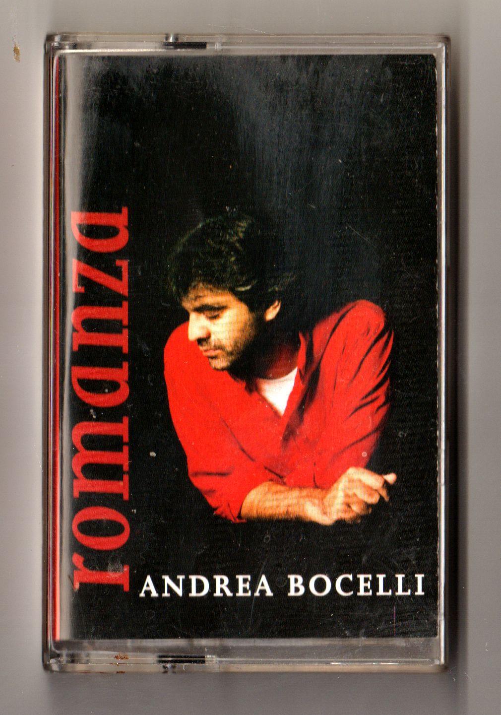 Andrea Bocelli - Romanza (MC kazeta)