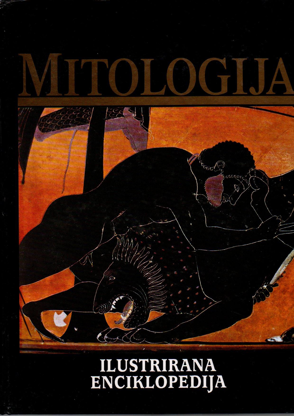 Mitologija - Ilustrirana Enciklopedija (chorvatsky)