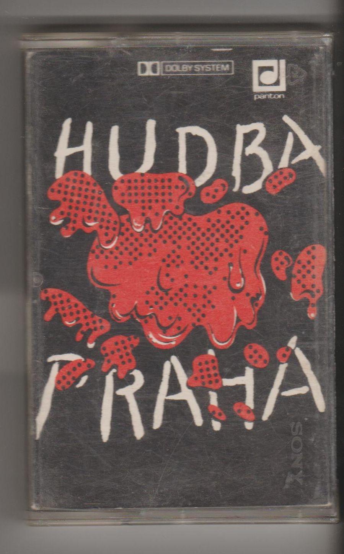 Hudba Praha - MC kazeta