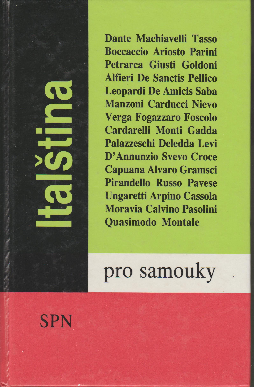 Italština pro samouky - Jarmila Janešová