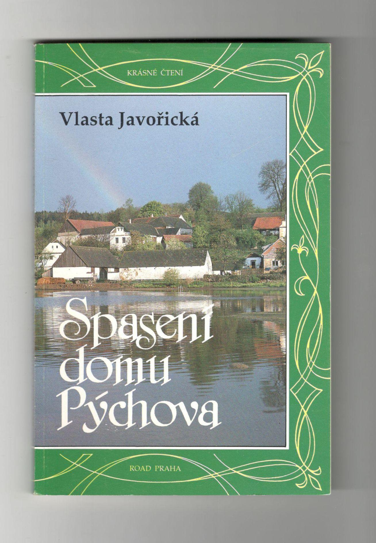 Spasení domu Pýchova - Vlasta Javořická
