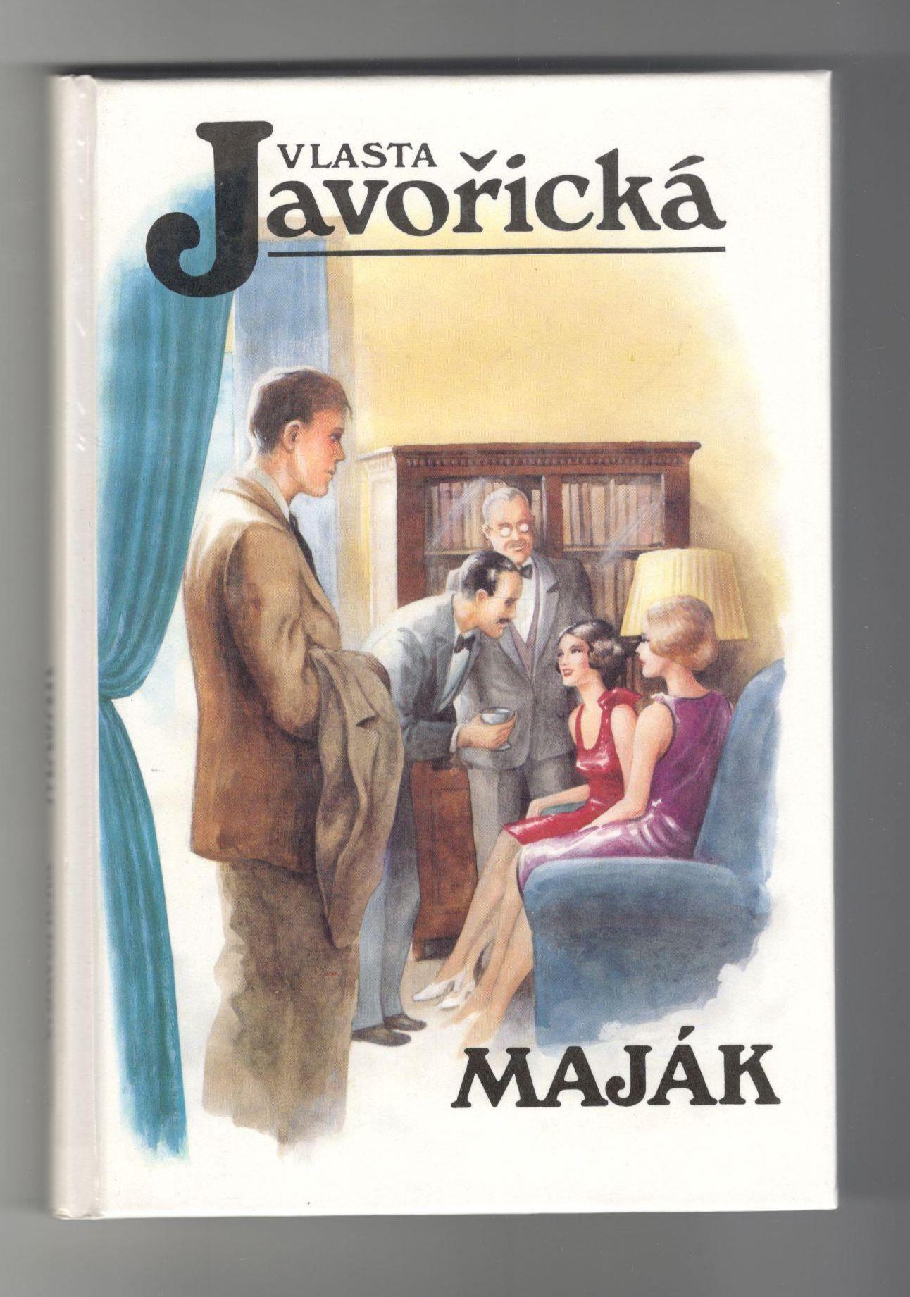 Maják - Vlasta Javořická