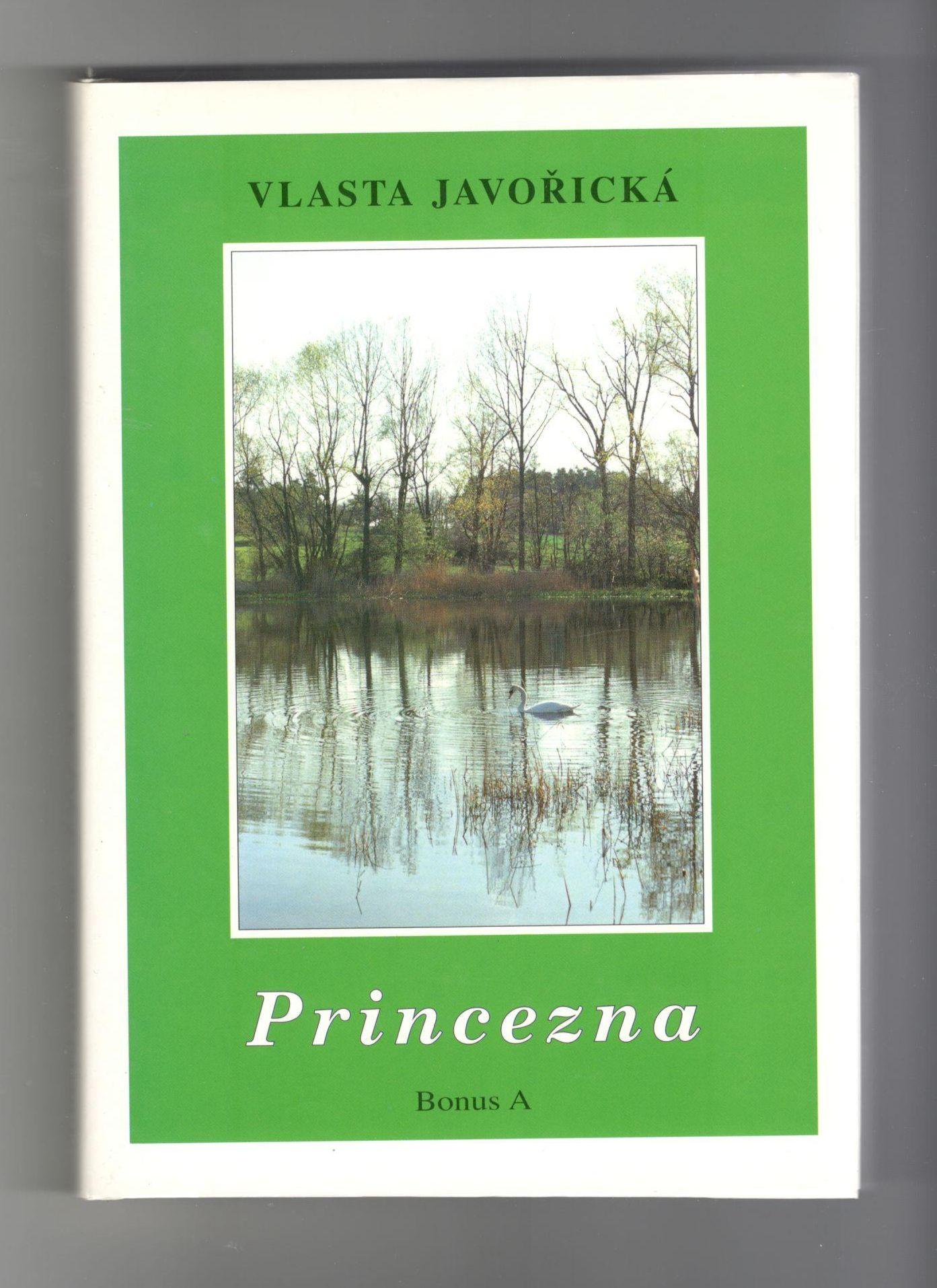 Princezna - Vlasta Javořická