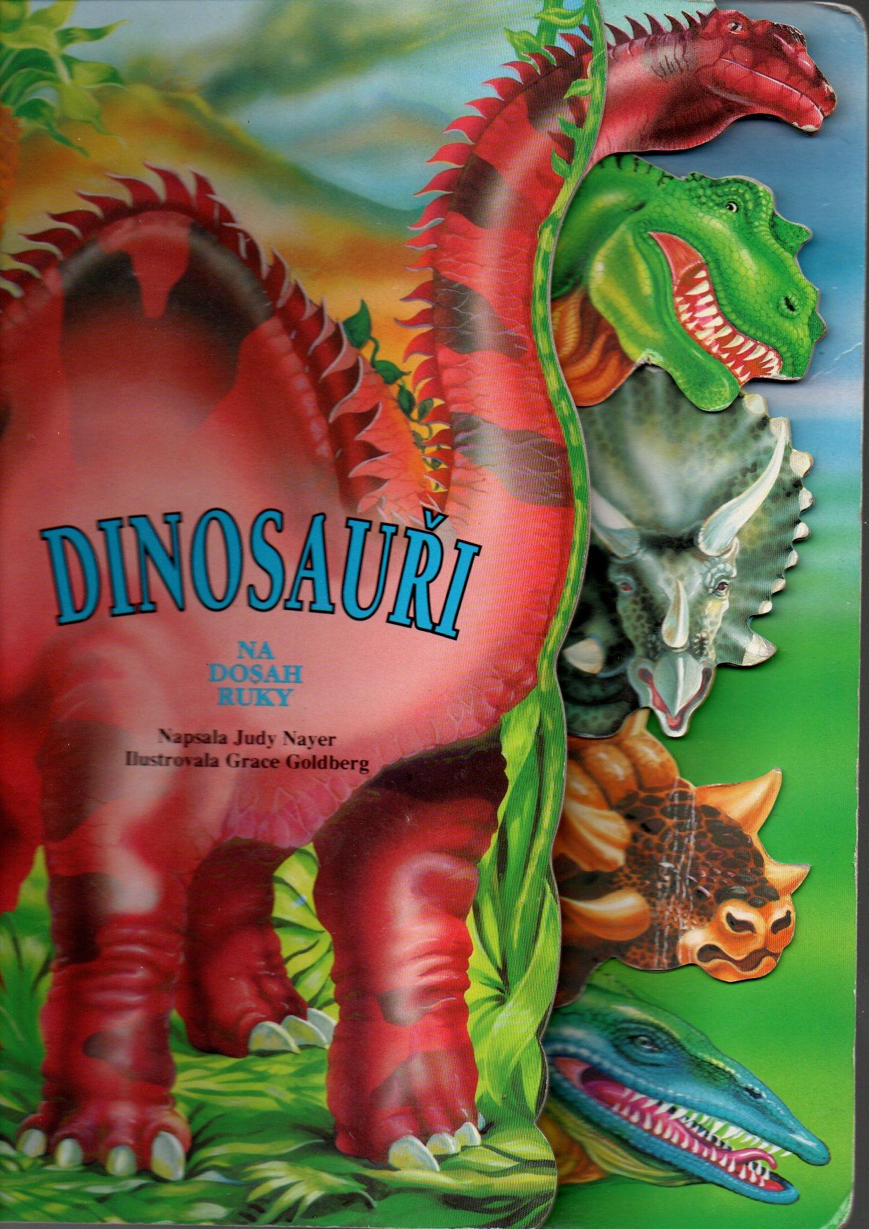 Dinosauři na dosah ruky - Judy Nayer