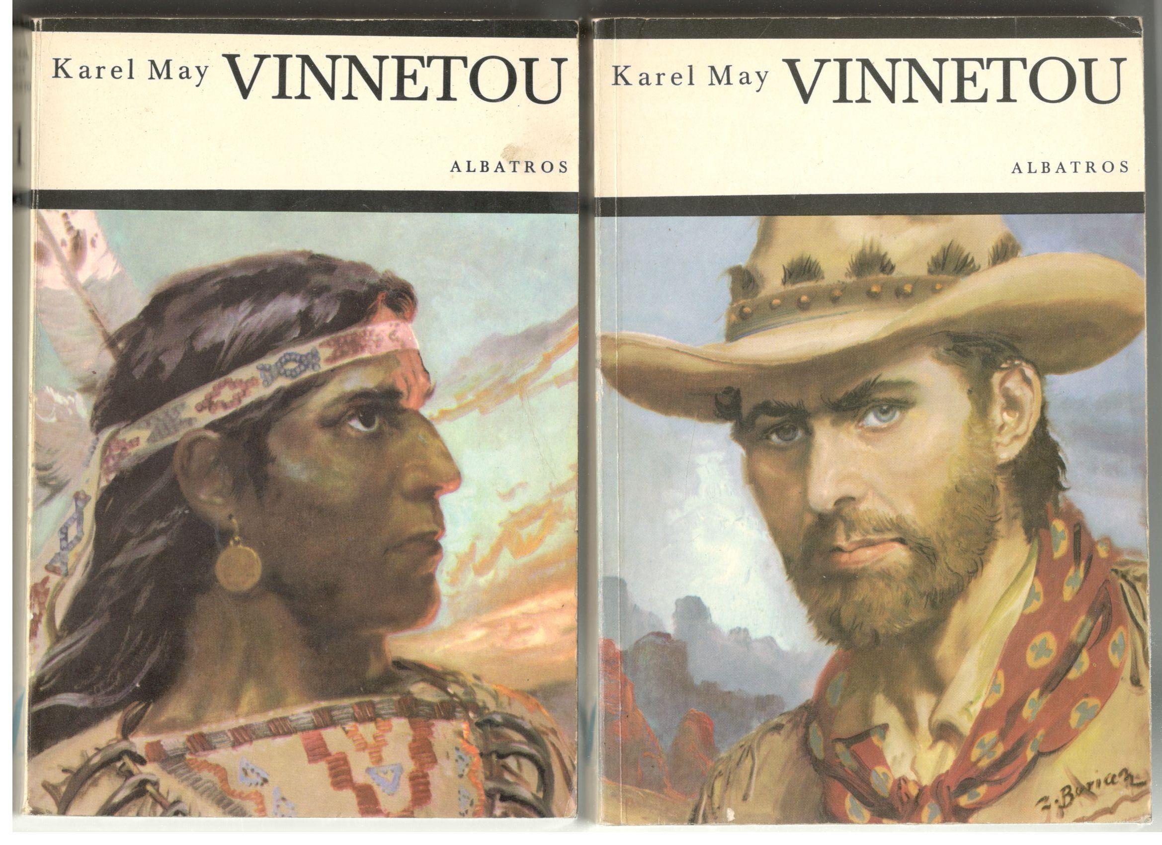 Vinnetou I.+ II. - Karel May