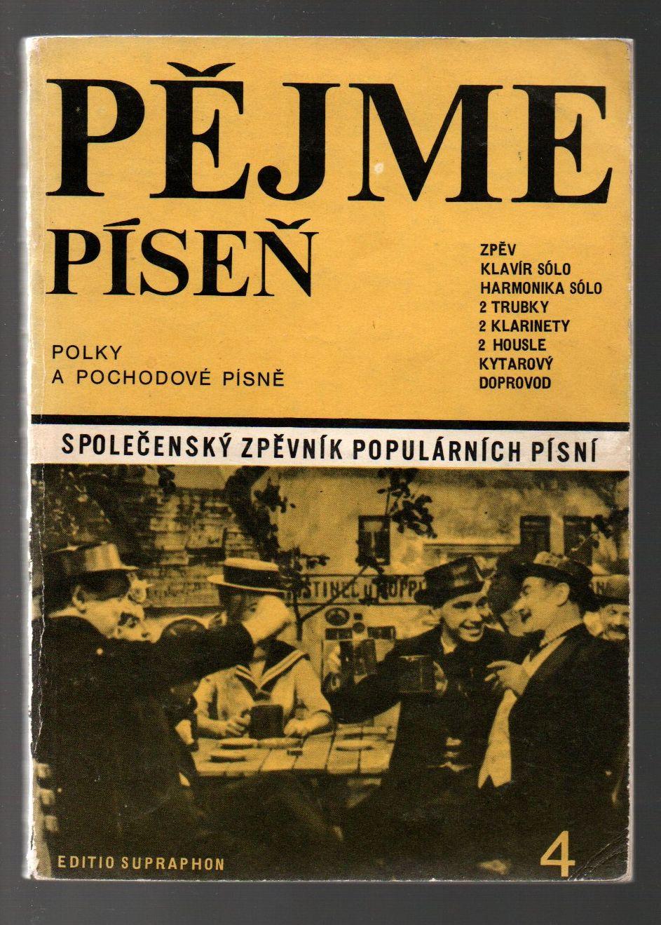 Pějme píseň - Polky a pochodové písně