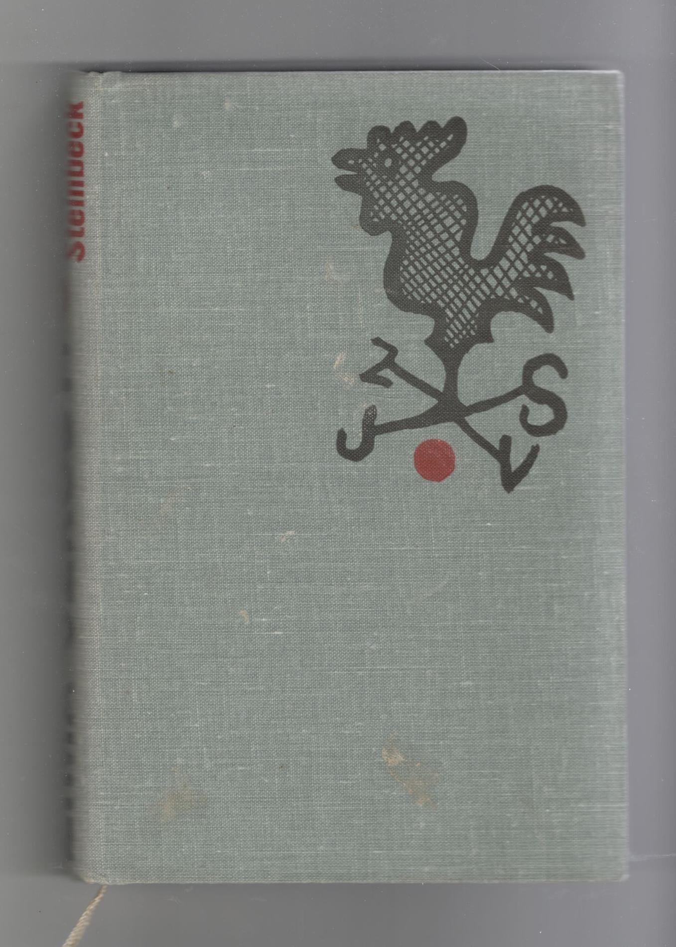Zima úzkosti - John Steinbeck