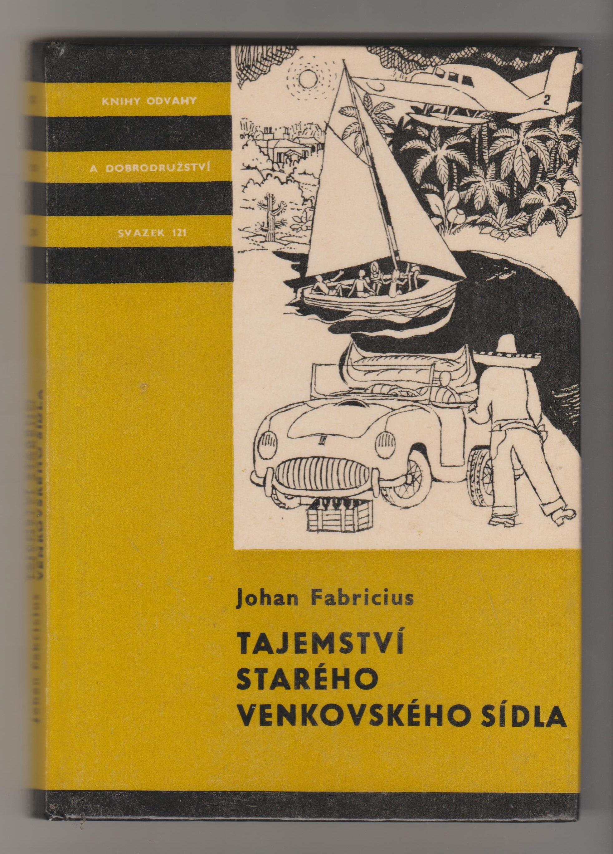 Tajemství starého venkovského sídla - Johan Fabricius (KOD)
