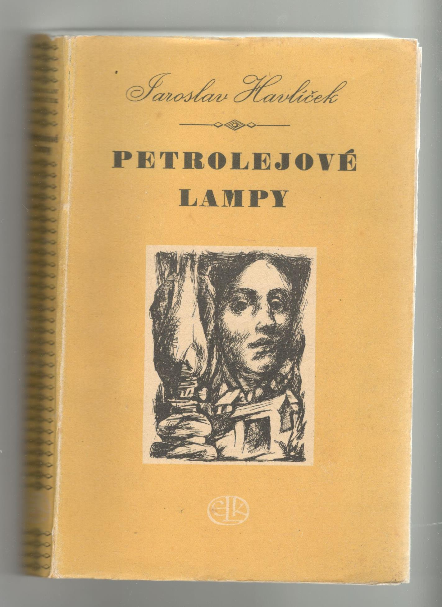 Petrolejové lampy - Jaroslav Havlíček