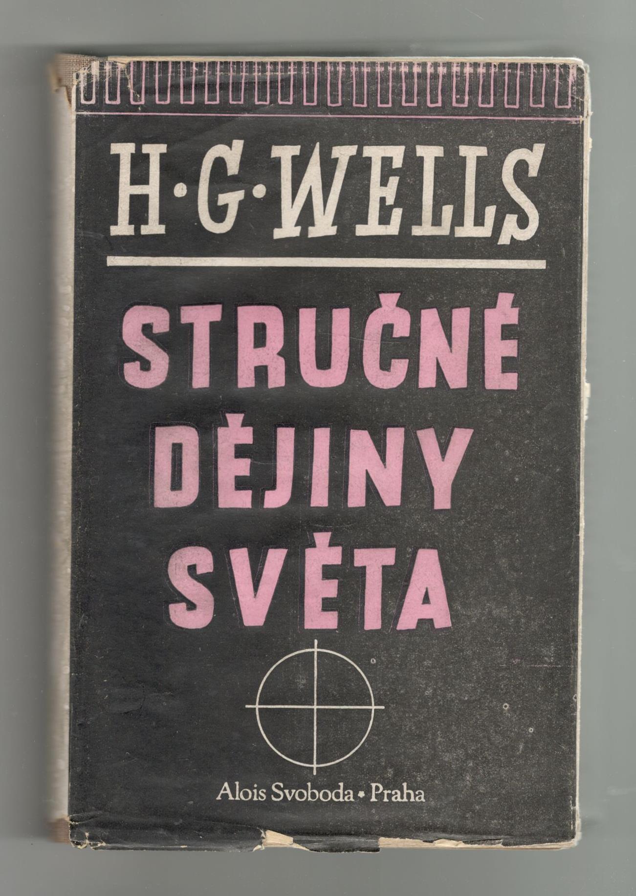 Stručné dějiny světa - Herbert George Wells