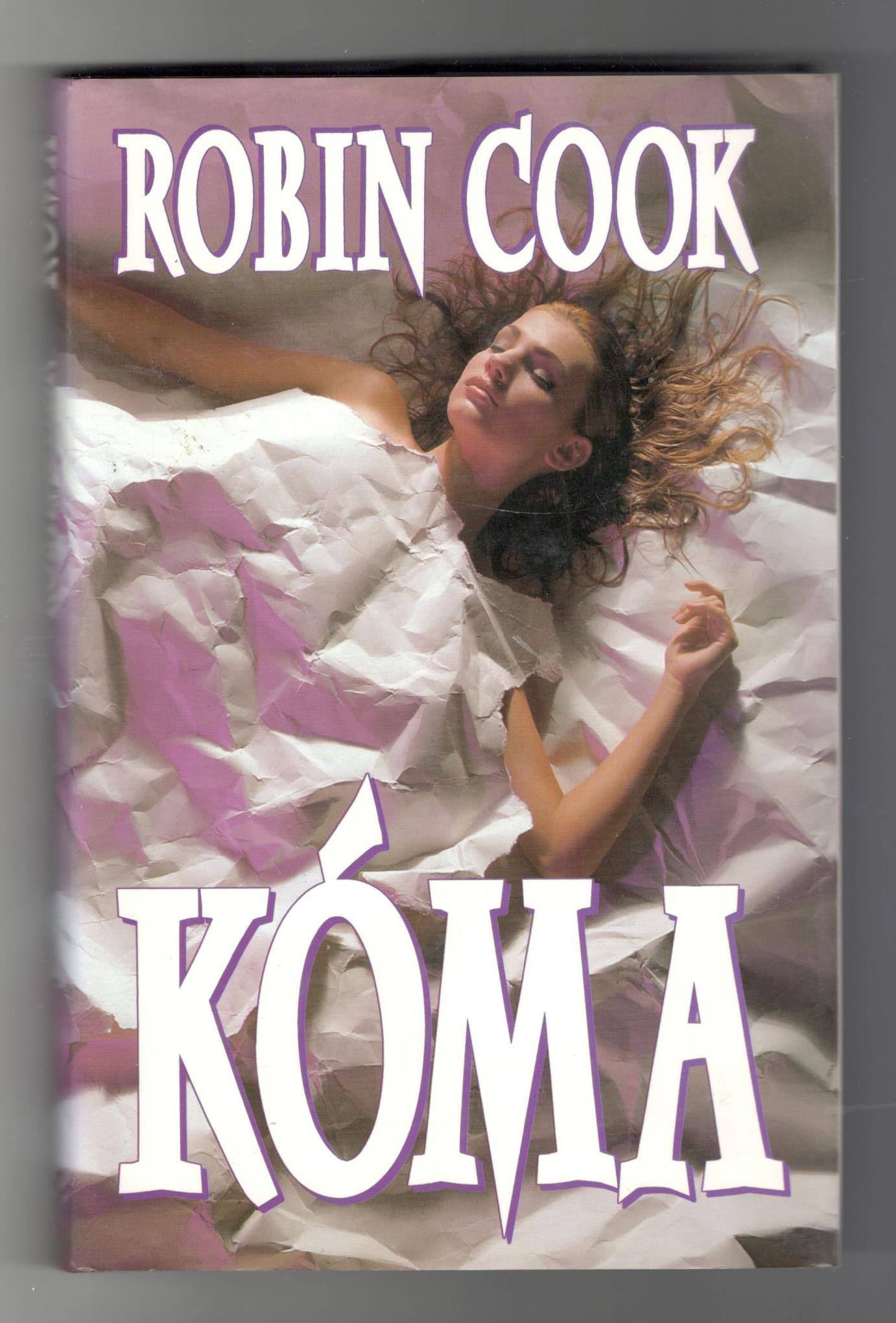 Kóma - Robin Cook